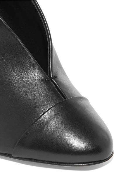 Victoria Beckham Pumps aus Leder Top-Qualität Günstig Online hnwBA24Ri