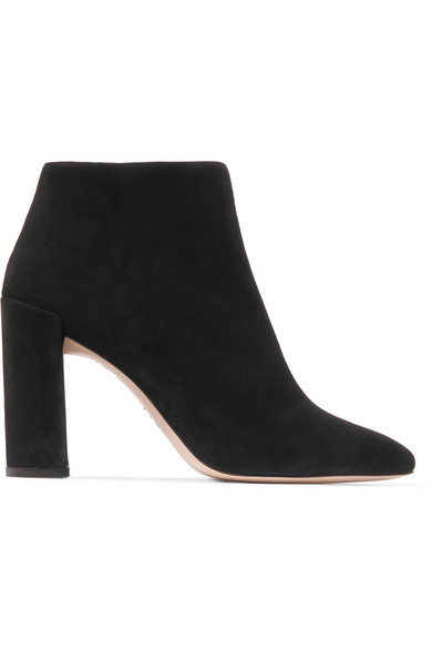 Stuart Weitzman Pure Suede Ankle Boots Comfortable For Sale Outlet 2018 New Real For Sale HLhGzgbjV