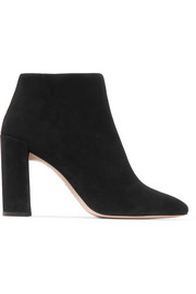 Bottines en daim Pure