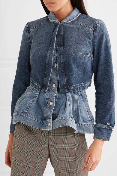 Jeansjacke auf englisch