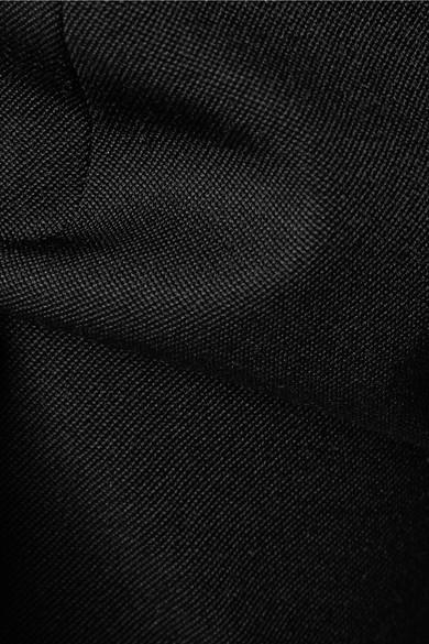 Alexander McQueen Bleistiftrock aus Grain de Poudre aus Wolle