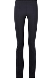 The Row Doco wool-blend skinny pants