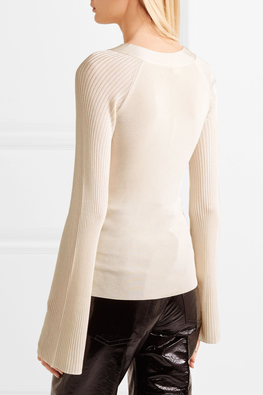 Petar Petrov Kasey stretch-knit top