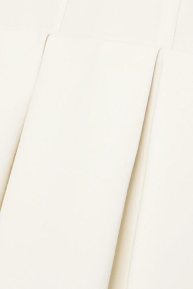 Alexander McQueen Minikleid aus Cady aus einer Wollmischung