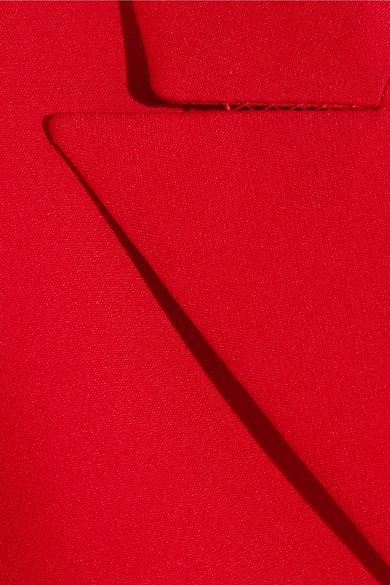 Alexander McQueen Blazer aus einer Wollmischung