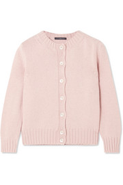 Alexander McQueen Cashmere and wool-blend cardigan