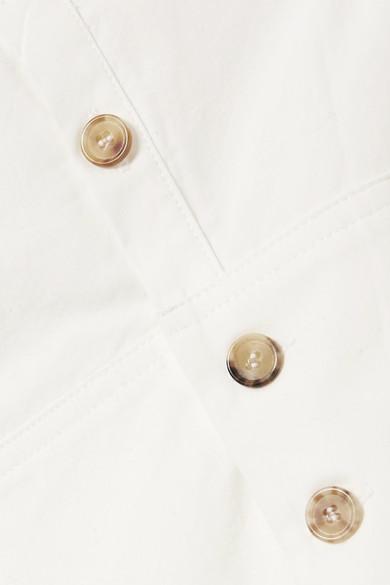 A.W.A.K.E. Oversized-Hemd aus Baumwollpopeline