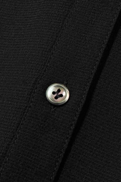 Vanessa Seward Ernest Seidenhemd aus Crêpe de Chine Steckdose Authentisch Günstig Kaufen Mit Mastercard Billige Mode SytJhL3sg