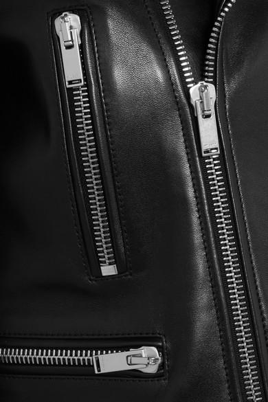 Saint Laurent Perfecto Bikerjacke aus Leder