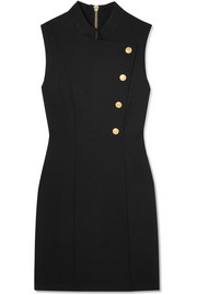 Pierre Balmain Stretch-cady mini dress