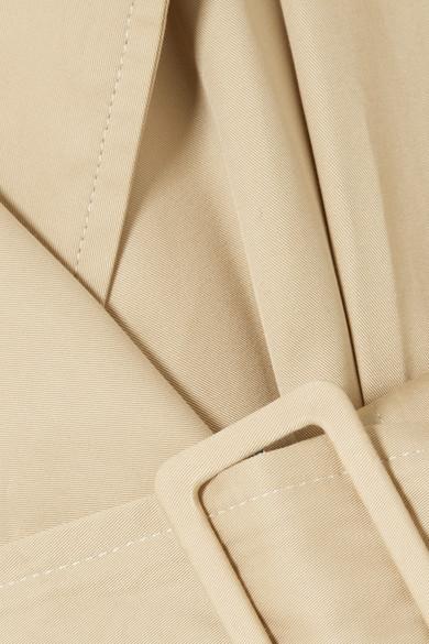 Koché Trenchcoat aus Baumwoll-Gabardine Nicekicks Zum Verkauf Billige Neue Stile Verkauf Outlet-Store Freies Verschiffen Neue Stile Günstig Kaufen Manchester GaFPZ