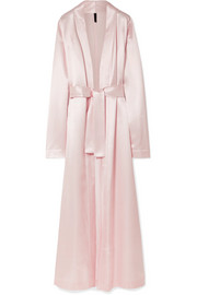 Unravel Project Satin robe