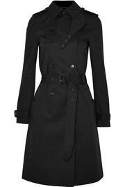 Saint Laurent Trenchcoat aus Gabardine