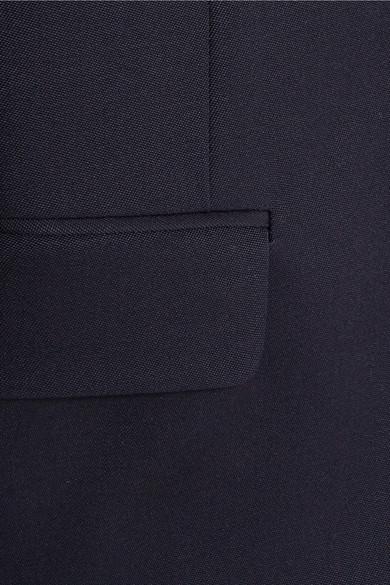 Spielraum Finden Große Ja Wirklich Saint Laurent Smokingblazer aus Grain de Poudre aus Wolle mit Satinbesatz Sehr Billig Zu Verkaufen Verkauf Erschwinglich d3qge