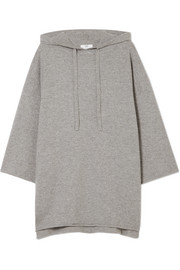 Allude Hooded cashmere sweater