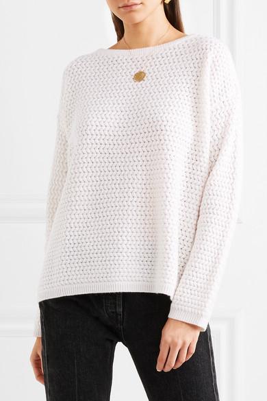 Allude Pullover aus einer Woll-Kaschmirmischung