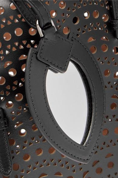 Alaïa Vienne Tote aus lasergeschnittenem Leder