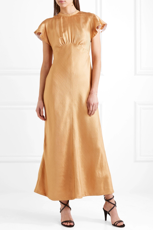 Zimmermann Twill midi dress