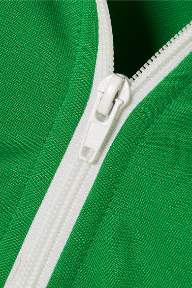 Palm Angels Trainingsjacke aus Jersey mit Streifen