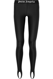 Palm Angels Stretch stirrup leggings