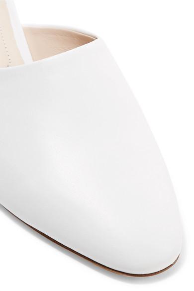 Nicholas Kirkwood Casati Studded Slippers Of Leather