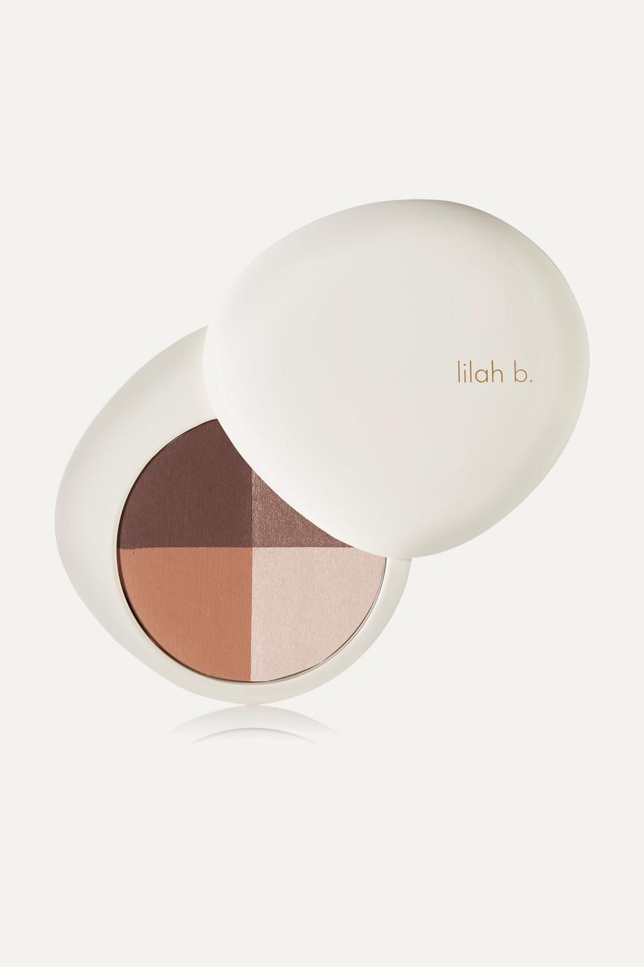 Lilah B. Palette Perfection Eye Quad - b.alluring