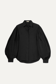 Alaïa Cotton-poplin shirt