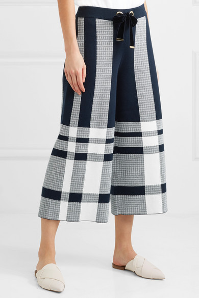 Mother of Pearl Kory Culottes aus Baumwolle