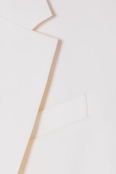 The Row Schoolboy Blazer aus Crêpe aus einer Stretch-Wollmischung Bestseller Günstig Online Billig 100% Original Spielraum Offizielle Seite Billig Verkauf Kauf DdSBJIj3