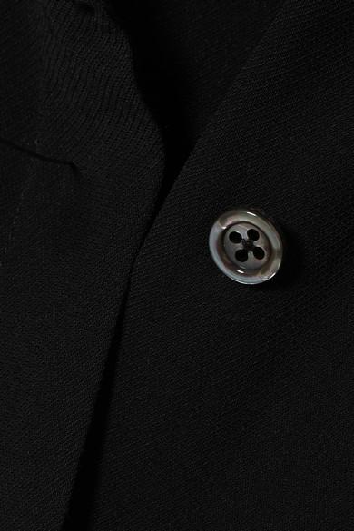 The Row Carlton Hemd aus Crêpe