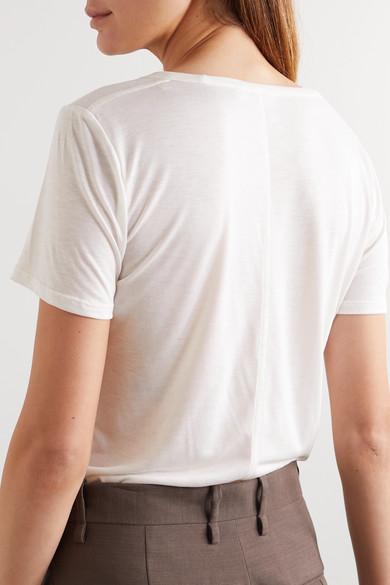 La Ligne Stilton T-shirt Aus Jersey