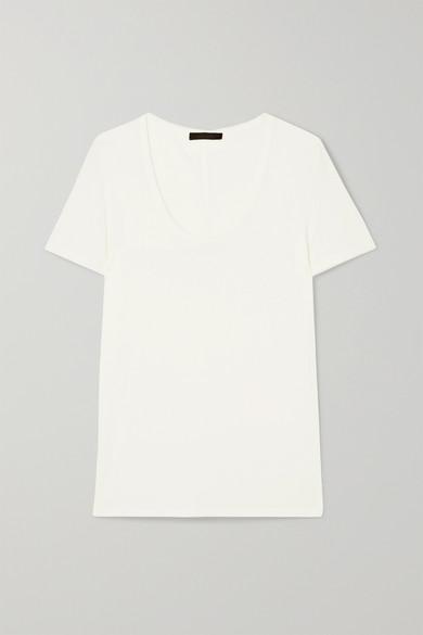 The Row Stilton T-Shirt aus Jersey