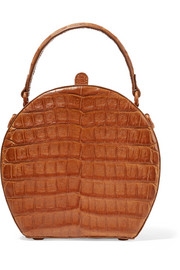 Nancy Gonzalez The Billie crocodile tote