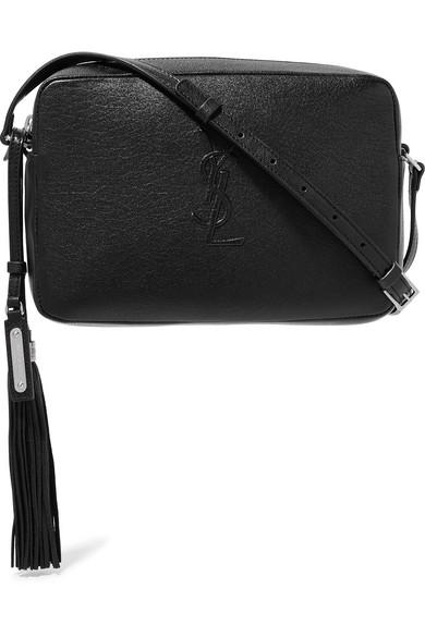 7e78485152 Saint Laurent. Monogramme Lou leather shoulder bag