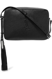 Saint Laurent Monogramme Lou leather shoulder bag
