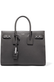 Saint Laurent Sac De Jour en cuir texturé Small