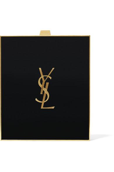 Saint Laurent Tuxedo Schultertasche aus Plexiglas®