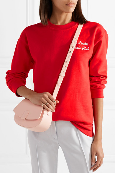 Nico Giani Lobivia mini Schultertasche aus Leder