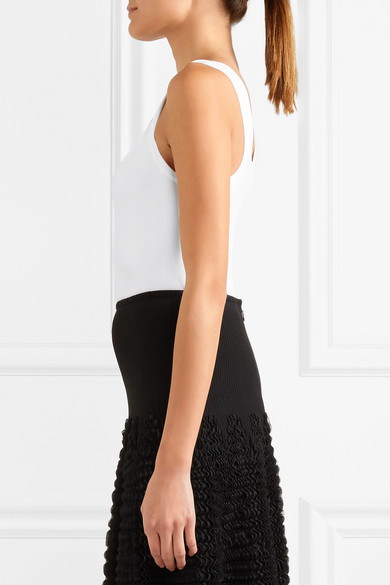 Alaïa Body aus Stretch-Strick