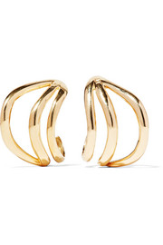 Ana Khouri Dora 18-karat gold earrings