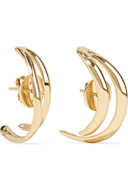 Ana Khouri Gina 18-karat gold earrings