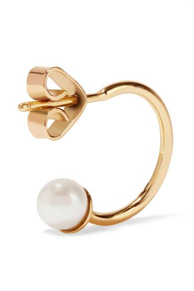 Pearl Mirian Earrings Ana Khouri qt96I8mn