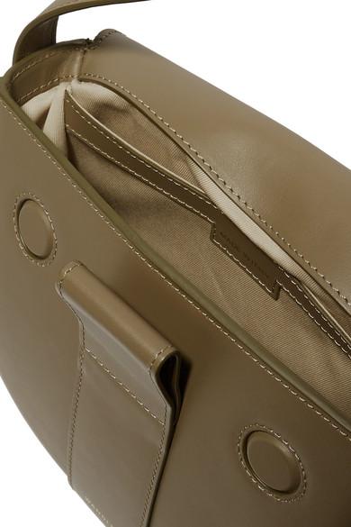 Converter Miles Shoulder Bag Made Of Leather