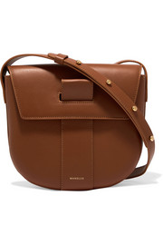 Wandler Miles leather shoulder bag