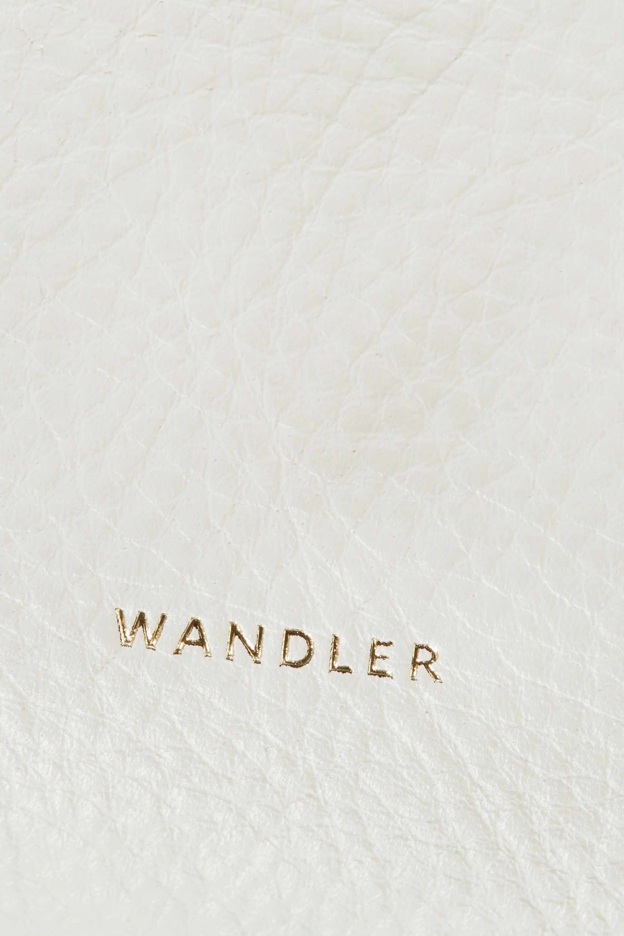 Wandler Lotta leather tote