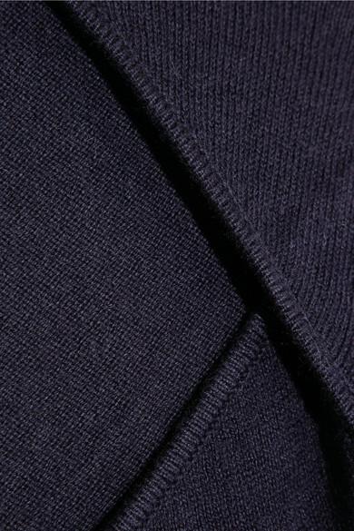 Professioneller Günstiger Preis Rabatt Beliebt Victor Glemaud Pullover aus einer Baumwoll-Kaschmirmischung mit Cut-out Günstiger Preis Zu Verkaufen Freies Verschiffen 2018 ks3qG