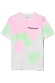 Palm Angels Tie-dyed cotton-jersey T-shirt