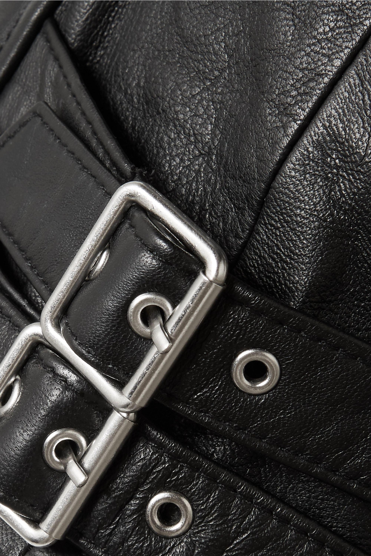 IRO Ashville leather biker jacket