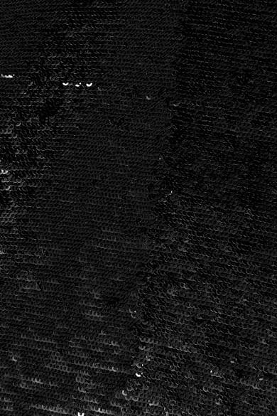 Iro Nobila Mini Dress In Stretch Crêpe Sequined