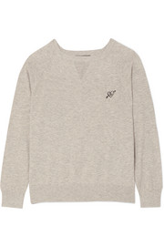 Jerry cotton-blend sweater